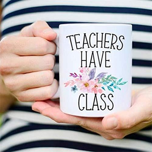 LECE Funny Teacher Pencil Holder, Back To School Gift, Pun Teacher Gift, Pencil Holder Teacher, Teacher Pencil Cup, Teacher Pencil Holder,
