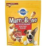 PEDIGREE MARROBONE Dog Treats Real Beef Flavor...