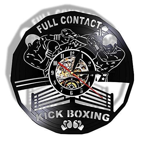 LKJHGU Boxen LED Boxhandschuhe Boxsack Boxer Fighting Sports Boxer Scraper Gym