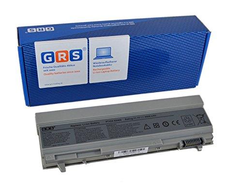 GRS Akku 6600mAh für Dell Latitude E6400 E6500 Precision M2400 M4400 ersetzt: PT434 PT435 PT436 PT437 KY477 KY265 KY266 KY268 FU268 FU274 FU571 MN632 MP303 MP307 NM631 NM633