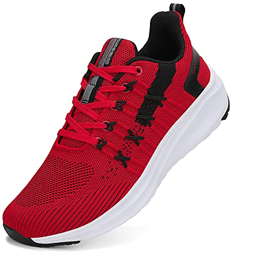 DANNTO Zapatillas de Deporte Hombre Mujer Running Zapatos para Correr Gimnasio Sneaker...