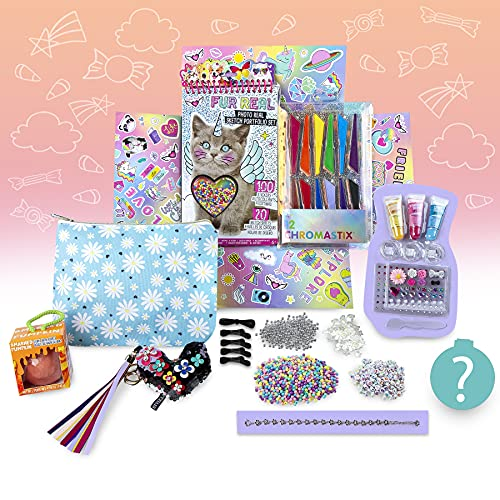 craft subscription boxes Find Your Wings Subscription Box by Fashion Angels- Award Winning Craft Activity Monthly Box, Includes Full Sized Items, for Girls Ages 6-12