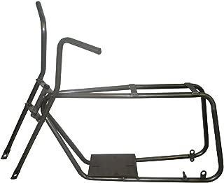 mini bike frame and fork