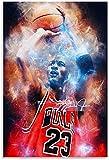 Iooie Leinwand Malerei Bild Michael Jordan für