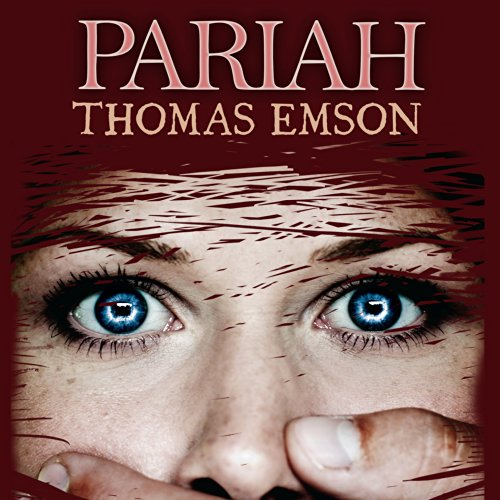 Pariah audiobook cover art