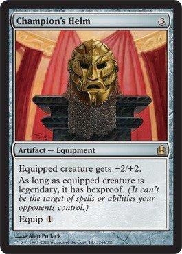 Magic The Gathering - Champion39;s Helm - Commander