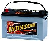 Deka 9A65 AGM Intimidator Battery