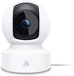 Kasa Smart Indoor Pan/Tilt Home Camera, 1080p HD Security Camera Wireless 2.4GHz with Night Vision, Motion Detection for B...