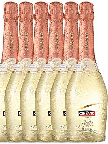 Cinzano Asti 6 x 0,75 Liter