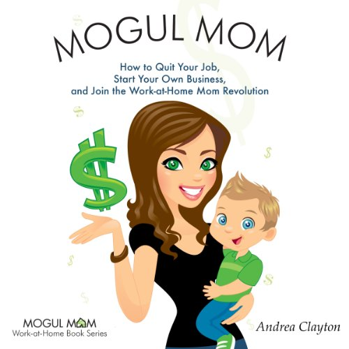 Mogul Mom audiobook cover art