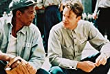 Poster Morgan Freeman & Tim Robbins Shawshank Redemption,