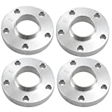 (4) 12mm 5x114.3 Hubcentric Wheel Spacers (67.1mm Bore) Fits Mitsubishi Lancer Evo & Others