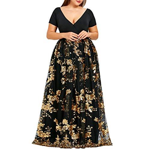 Lista de los 10 más vendidos para vestidos con lentejuelas de fiesta