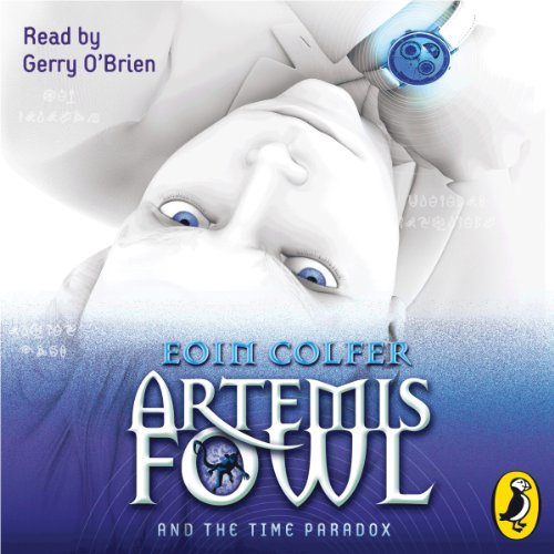 Artemis Fowl and the Time Paradox Titelbild
