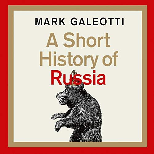 Couverture de A Short History of Russia