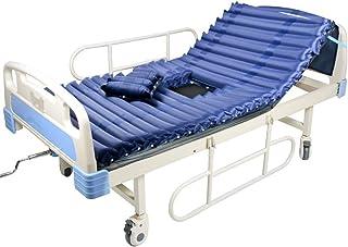 WGIRL Terapia de Masaje de Calor colchón contrapresión antiescaras Mat Aire Aire masajeador de PVC colchón Inflable