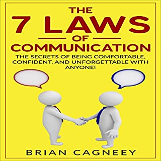 The 7 Laws of Communication audiobook cover art