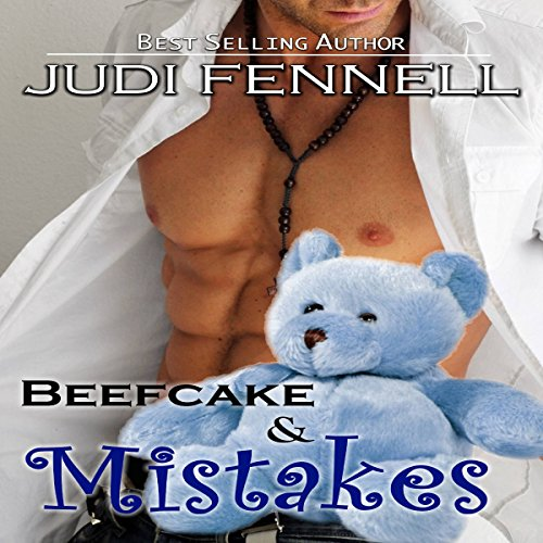 Beefcake and Mistakes (BeefCake, Inc.) audiobook cover art
