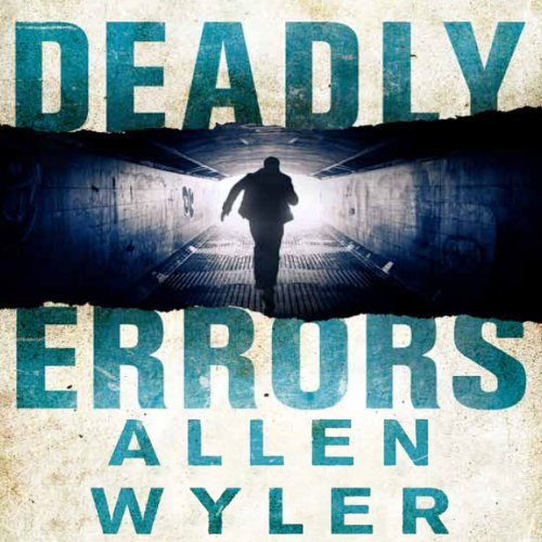 Deadly Errors audiobook cover art