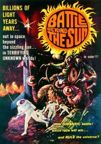 Battle Beyond the Sun [DVD] [1963] [Region 1] [NTSC] [USA]