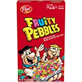 Post Fruity Pebbles Gluten Free Breakfast Cereal, 20.5 Ounce (Pack of 10)