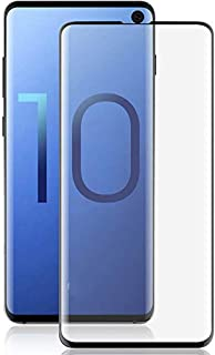 9H Hardness Tempered Glass Screen Protector Film Compatible Samsung Galaxy S10/S10 plus/S10e{6.1/6.4/5.8inch},Guesthome High Definition,Anti-Fingerprint,Bubble-Free Anti-Scratch HD Screen Film