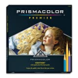 SANFORD / PRISMACOLOR SA2427 PRISMACOLOR VERITHIN PENCIL 24 COLOR SET