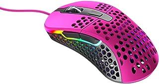 M4 RGB, Gaming Mouse, Pink - PC