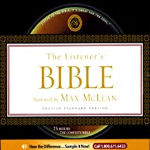 The Listener's Bible: English Standard Version