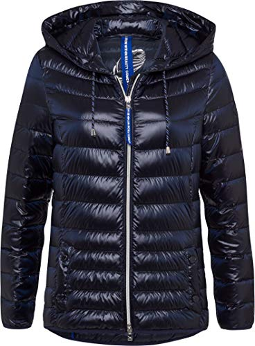 BRAX Damen Style Olbia Leichtdaunenjacke Jacke, Navy, 44