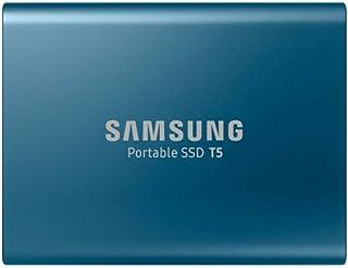 Samsung 外付けSSD 500GB T5シリーズ USB3.1対応 ハードウェア暗号化 パスワード保護 V-NAND搭載 MU-PA500B [並行輸入品]
