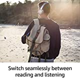 Kindle Oasis   Now with adjustable warm light   Waterproof, 8 GB, Wi-Fi   Graphite