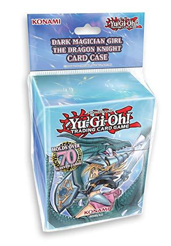 Konami - Accesorios Yu-Gi-Oh Porta Mazzo-Dark Magician Girl