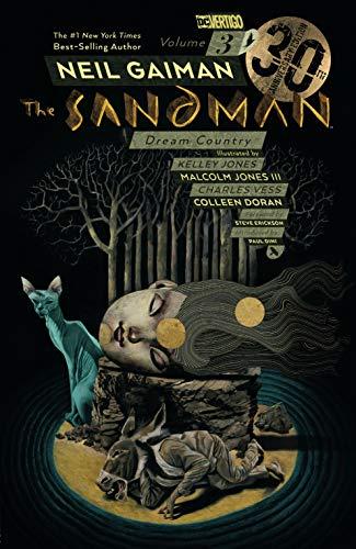 Sandman Vol. 3: Dream Country - 30th Anniversary Edition (The Sandman) (English Edition)