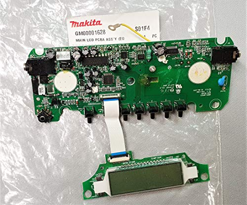 Ensamblaje PCBA de LCD principal para Radio Makita Mr052 - Parte GM00001628