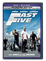 Fast Five/ [DVD] [Import]