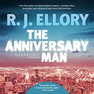 The Anniversary Man audiobook cover art