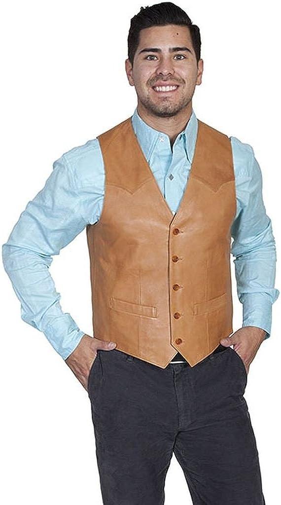 Scully Men's Lamb Leather - Under blast sales Detroit Mall 503-189 Vest