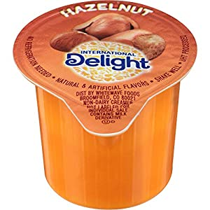 International Delight Hazelnut Single Serve Coffee Creamer