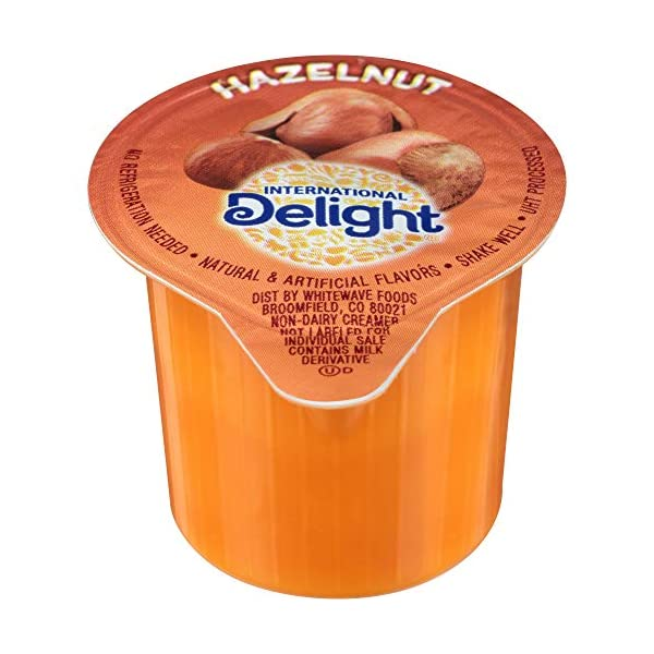 International Delight Hazelnut Single Serve Coffee Creamer