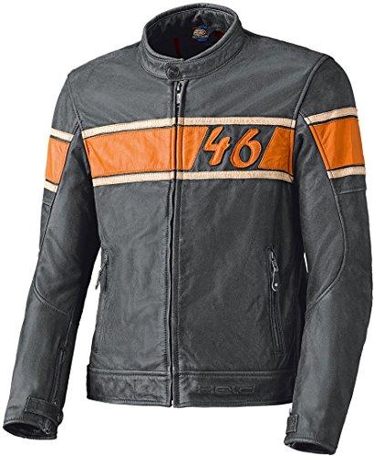 Held Stone Motorrad Lederjacke Beige 52