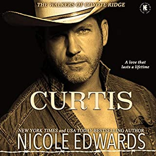 Curtis audiobook cover art