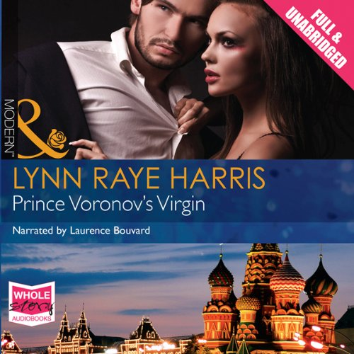 Prince Voronov's Virgin audiobook cover art
