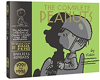 The Complete Peanuts 1997-1998  Vol 24 Hardcover Edition