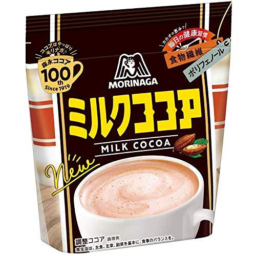 森永 ミルクココア 300g 5袋