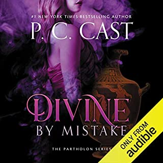 Divine by Mistake audiobook cover art