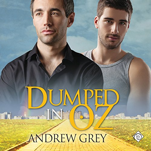 Dumped in Oz audiobook cover art
