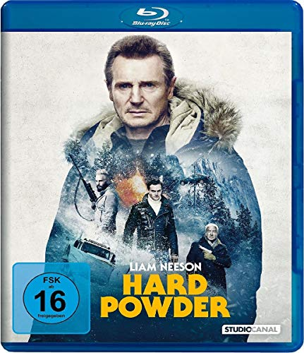 Hard Powder [Blu-ray]
