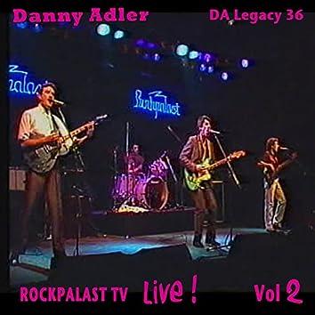 Rockpalast TV: Live, Vol. 2