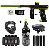 Maddog Empire Axe 2.0 Expert Paintball Gun Package - Dust Black